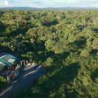 Green house - Rest in the Amazon, hotel em Puyo