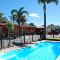Cunningham Shore Motel, hotel in Lakes Entrance