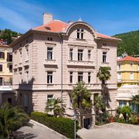 Villa Abbazia, hotel in Opatija