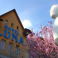 Viesnīca Hotel Luna Budapest Budapeštā