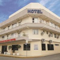 Videiras Palace Hotel, hotel em Cachoeira Paulista