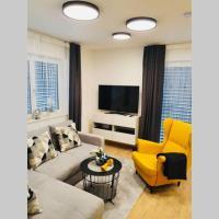 LEON Apartment NEU! Gemütlichkeit an erster Stelle, Hotel in der Nähe vom Flughafen Linz - LNZ, Linz