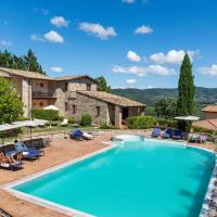 Opulent Holiday Home in Collazzone with Swimming Pool, hotell i Collazzone