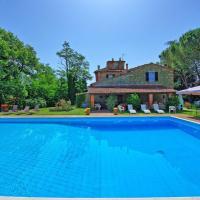 Villa Silvia, hotell i San Giustino Valdarno