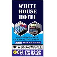 WHITE HOUSE HOTEL, hotel in Weligalla
