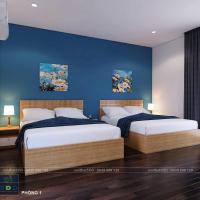 Blue sea motel