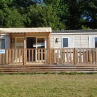 PLANETE MOBIL HOMES - Camping Colline de Rabais, hotel in Virton