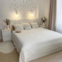 Ampio appartamento 2 camere da letto + camera dei bambini