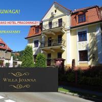 Willa Joanna, отель в городе Щавно-Здруй