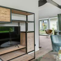 Luxury 6 person home on the island of Texel with sauna and sunshower