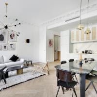 Pick A Flat's Apartments in Opéra - rue de Richelieu