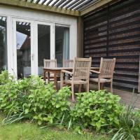 Modern Holiday Home in Kollumerland c.a with Private Garden