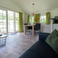Spacious lodge with a dishwasher, in the Achterhoek