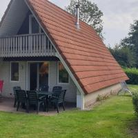 Pleasant Holiday Home in Gramsbergen with Swimming Pool