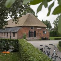 farmhouse is located in the outskirts of Moergestel