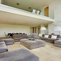 Stately Villa in Wierum with Fantastic Views & Jacuzzi