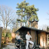 ZEN-bungalow NO 1 met sauna en hottub