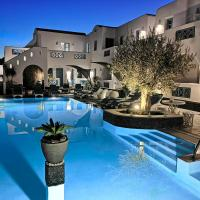 Anastasia Princess Luxury Residence & Suites - Adults Only, hotel in Perissa