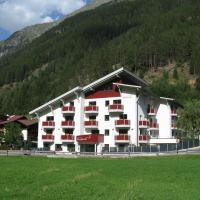 Hotel Garni Bergheim, hotel in Sölden
