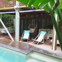 TreeTops By The Sea: Your Family Holiday Escape!, hotel em Mission Beach