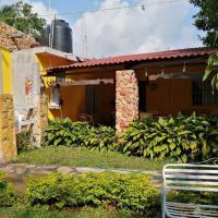 Cabana casa pueblo