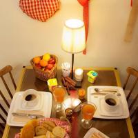 CHEZ MYRIAM Bed and Breakfast studio Parme