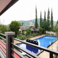 Narima Resort Hotel, hotel in Lembang