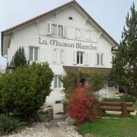 Hôtel Maison Blanche, hôtel à Yverdon-les-Bains