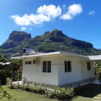 Fare o'Eden, hotel in Bora Bora