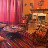 Maison en lisiere de fôret et vue sur barrage, hotel a Aïn Draham