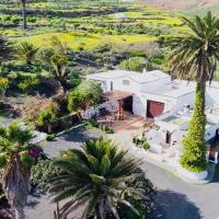 Finca La Fuentecilla, hotel en Haría