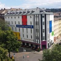 Hotel Hohenstaufen, Hotel in Koblenz
