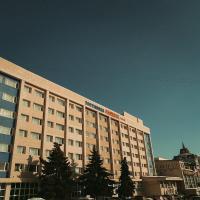 Гостиница Саранск, отель в Саранске