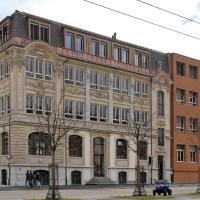HéberGement du POD, hotel in La Chaux-de-Fonds