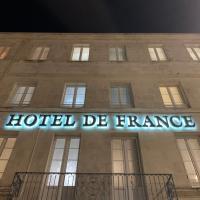 Hotel de France Citotel, hôtel à Rochefort
