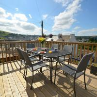 Peaceful Holiday Home in Kingswear Devon with Dart View