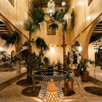 Kasbah Mohayut, hotel en Merzouga