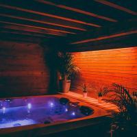 Le Spa du Cabanon: Cabanon de luxe avec Spa entièrement privatif