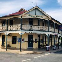 Royal Hotel Mandurama, hotel em Mandurama
