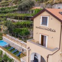 San Giacomo Relais, hotel in Furore