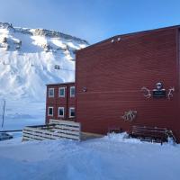 Haugen Pensjonat Svalbard, hotell i Longyearbyen