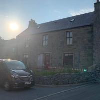 Detached, four bedroom house in Scalloway