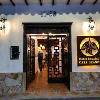 Hotel Boutique Casa Grande, hotel en Piedecuesta