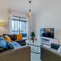 Vibrant 1BR Apartment in Old Town Avenue