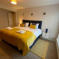 Marie's Serviced Apartment E, 2bedroom City Stay with River View
