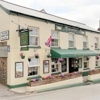 Old Market Inn, hotel in Holsworthy