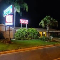 Sun River Resort Motel, hotel em Buronga