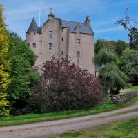 Historic Fairytale Lickleyhead Castle