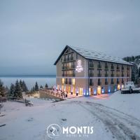 Montis Hotel&Spa, hotel in Muntele Mic