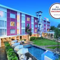 favehotel Cimanuk Garut, hotel in Garut